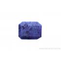 Perle en pierre naturelle - rectangulaire à facette - mauve