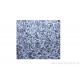 Chaîne avec anneaux multiples - en argent 925 - par 10 cm