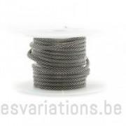 chaîne en acier maille ronde 50 cm