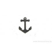 Ancre de bateau - intermédiaire - en argent 925
