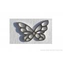 Grand papillon - intermédiaire - en argent 925