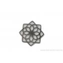 Mandala - intermédiaire - en argent 925