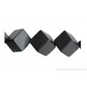 Perle en pierre naturelle - onyx mat