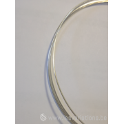 Fil rond en argent 925 - 0.8 mm