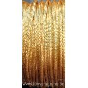 Fil de soie japonais - 1 mm - doré