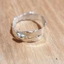 Bague les perles - bijoux en argent 925 - collection Karin Fontaine