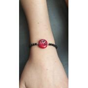 Bracelet collection orientale - rouge