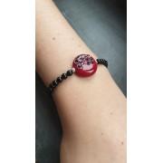Bracelet collection orientale - rouge 2