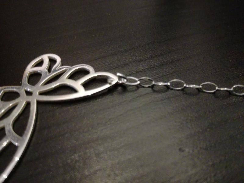 Tutoriel - collier papillon - Les Variations